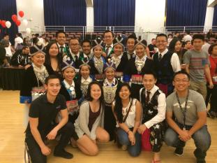 HSU Hmong Dance